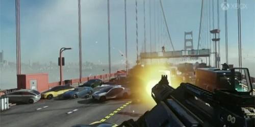 No to machina gamescomu ruszyła na dobre. Właśnie ukazał się gameplay z kampanii najnowszego Call of Duty. Co tu dużo pisać, zobaczcie